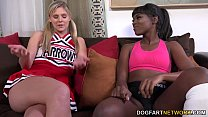 lickfest interracial an having red scarlet and foxxx Ana