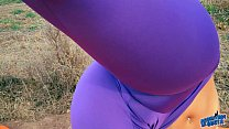 Amazing Body Teen Stretching. Big Cameltoe, Big...