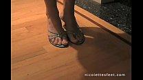 footjob Nicolette