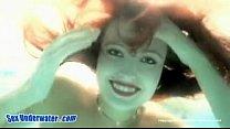 Sex Underwater - Lipstick and Rain porn videos