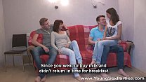 Young Sex Parties - Calling a friend for a sex ...