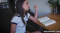 SisLovesMe - Helping My Big Booty Sis With Homework porn videos