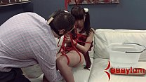 therapy anal abusive gets hase marika asian Tiny
