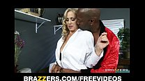 patient her by seduced is ann julia doctor blonde Busty