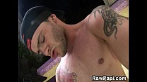 gay latino cute with fucking bareback Hard