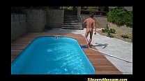 crazy poolboy enjoys a slippery massage with happy end porn videos