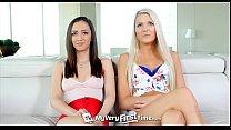 MyVeryFirstTime - Ashlee Mae & Lily Jordan firs...