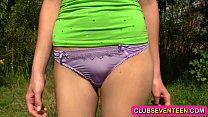 outdoors nailed teenie slim Hot