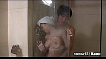 Korean bro n sister – bathroom fucking!