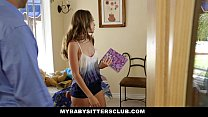 mybabysittersclub   babysitter escort fucked then hired