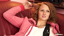 casting in fucked pussy her gets redhead seductive - Fakeshooting
