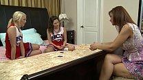 Cassie Laine AndChloe Lynn Explore Their Sexua...