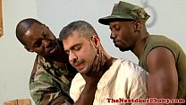 jock white spitroast hunks gay Black