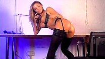 sexy telephone tv showgirl