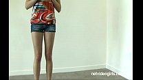 Proud Barista in her Calendar Audition - netvideogirls porn videos