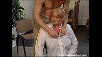 fucked and fingered get tits soft big with Granny
