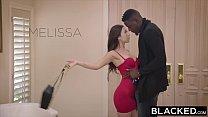 BLACKED The best interracial sloppy blowjob
