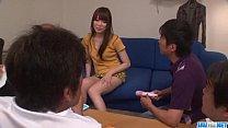 tai phim sex -xem phim sex Amateur gangbang with toys for Moe Sakura