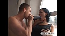 Guy with huge dick fucking two sexy chicks NL-3-05