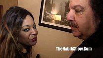 petite portia feels bbc ron jeremy all in her stomach