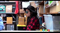 Teen Star Audrey Royal Caught Shoplifting porn videos