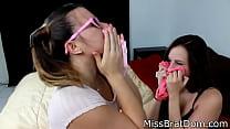 BP125-Ashlyn Big Ass Panty Sniff- Preview