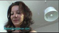 Natural czech brunette lapdances porn videos