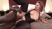 Big ass MILF gets nailed hard