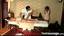 Gorgeous teenage massage 16