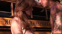 Транс кончает в рот порно видео
