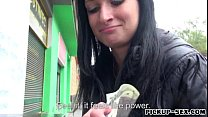 guy pervert by pounded and tits her flashes girl czech Hot