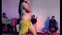 Hot Indian Girl Dancing on Stage thumbnail