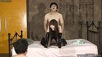 tai phim sex -xem phim sex Aya Kisaki Japanese Femdom Cunnilingus and Fuck