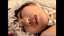 Japanese Cutie Gets Railed Hard And Sprayed Wit...