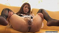 tai phim sex -xem phim sex Asian maid has a fuck with her randy customers