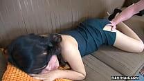 tai phim sex -xem phim sex Slutty Thai whore gets fucked as she wakes up