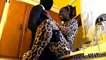 !! couple ebony by love True