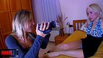 Shooting a hot blonde slut getting banged by a spanish guy