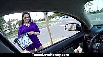 Ada Sanchez - Fundraising Money For A Car Quickie porn videos
