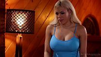 latina massage ends with squirting   sara luvv luna star