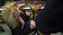 MAGMA FILM German Orgy at the DVD store porn videos