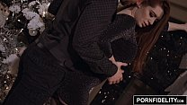 XXX PORNFIDELITY Veronica Vain Creampie For Christmas Videos Sex 3Gp Mp4