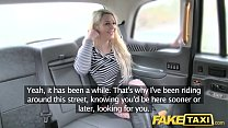 Fake Taxi crazy sex for blonde in fishnets anal rimming facial porn videos