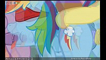 ponies curious Three