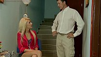 Slave Girl collected, trained, tormented for au...