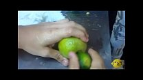 \u0361º \u035c\u0296 \u0361º prima sus y juveniles limones de Orgia