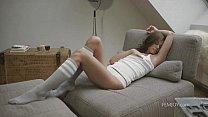 Beautiful Caprice intimate climax porn videos