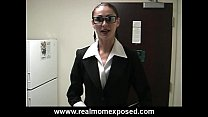 Alicia's Blow Job Interview