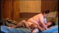 Fat Teen Wife Ride Husband Dick And Takes A Cre...