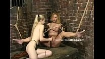 h... with mistress violent by tortured babe Blonde